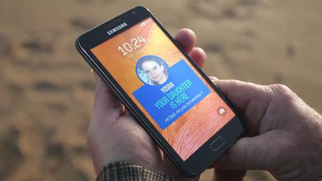 Samsung App Aids Alzheimer's Patients